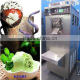 2016 hot sale high quality open showcase commercial ice cream batch freezer with CE approved with