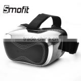 New VR headset Omimo VR002 virtual display glasses for pc which equip with Andriod 4.4 system in stock