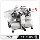 10 Inch 250mm Blade Electric Semi-automatic Frozen Meat Cutting Machine Slicer