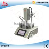 2016 NEW mobile rework station LY-5200 touch screen 3 zones,with laser align 3500W