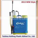 2013 New Style Manual Sprayer factory adjustable sprayer garden rake with wooden handle tool set