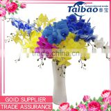 Wholesale artificial orchid flower cheap latex real touch orchid flower export                                                                         Quality Choice