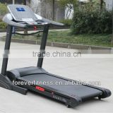delux fitness equipment Running machine with 4.0HP AC motor