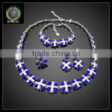 New Arrival 4pcs/set gold plated Jewelry set for woman in zinc alloy jewelry set BHK654