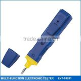 All Purpose Voltage Tester, Multi-Function Electrical/Electronic Tester Screwdriver DIY Tools, Voltage Regulator Tester