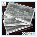 Disposable black surgical mask face mask manufacturer