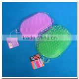 Hot sales China plastic PVC body Message bath glove                                                                         Quality Choice