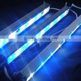 2015 4ft coral reef/saltwater/freshwater blue white marine led aquarium light bar 430-460nm
