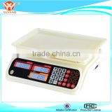 40kg 10g portable electronic scale