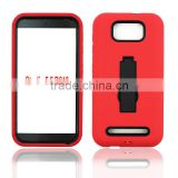 Latest wholesales price popular tough robot shockproof PC+Silicone rubber case for Blu studio 5.5 D610
