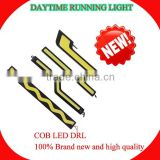 12v slim shape DRL Hotest selling new model 100% Waterproof led drl for audi a6