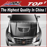 Carbon Hood for 2008-2013 Cadillac CTS-V Carbon Creations Stingray Z Hood for Cadillac CTS-V