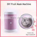 DIY Face Beauty Skin Hydrating Moisture Acne Treatment Whitening Fruit And Vegetable Facial Mask Machine