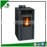 indoor using best selling wood pellet stove with remote control