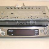 Car dvd player with FM modulator