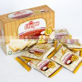 HALAL BISCUITS - VIZIPU Durian flavour Egg Cookie 100G/BOX