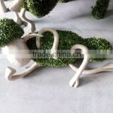 China supplier wholesale HOT lifelike garden ornaments sheep artificial sheep