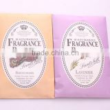 Wardrobe/closet many scents for your choice wholesale envelope scented sachet                                                                         Quality Choice