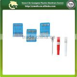 Supply high-quality 10 pieces one package metal veterinary injection needles,replace used needles