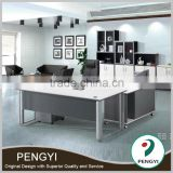 Simple office furniture executive office table specifications,l-shape office table,executive office table design