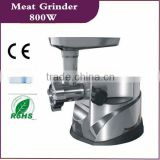 Manual Meat Grinder Aluminum Housing Electric Meat Grinder Meat Grinder for Home Use 800W (HK-MGF-080)