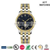 KYT all-metal automatic mechanical factory direct private label OEM gold mens watch