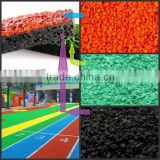 Epoxy Paint And PU Sports Flooring For Prefabricated Running Track-FN-A-16080901