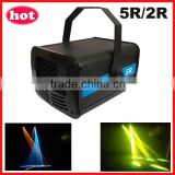 ( WSCN-06) new sniper 5r or 2r laser beam sanner nightclub/stage lighting led interactive