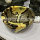 High Quality Septarium Stone Bowls Ornaments