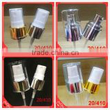 20/410 aluminium fine mist sprayer,facial mist spray,mist sprayer pump for perfume bottl