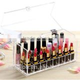 transparent acrylic lipgloss container