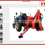 3 point attachment compact tractor garden tractor backhoe loader for sale