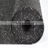 Fitness/Crossfit Training Rubber Floor Matting Roll