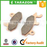China Factory Sintered Motorcycle Brake Disc Pad for ATV UTV