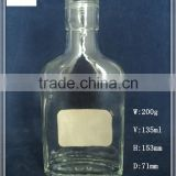 wholesale mini wine bottles, customized white wine glass bottle wholesale