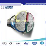1 to 5 Cores Factory Price PVC Insulated PVC Sheathed Power Cable Electrical Power Cable
