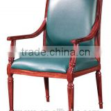 luxury retro high back king chair