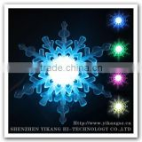 Christmas led falling snow lights