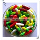 low molecular weight hyaluronic acid capsule