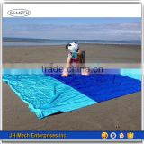 Sand Free Parachute Nylon Wholesale Outdoor Rug Beach Blanket