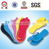 ISO9001 apprvoed factory directed EVA disposable shoe insole
