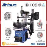Full automatic tyre changer machine with swing arm, car wheel repair machine, 3 years warranty time