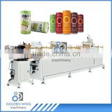 Metal Beverage Tin Can/Juice Can/Coffee Can Body Roller Coating&Drying Making Machine