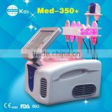 2016 the most popular home use fractional RF lipo laser for body slimming skin care