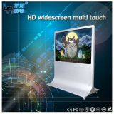 LASVD Multi-functionality 84 Inch 4K Ultra HD LED TV Infrared Vertical Touch Screen Kiosk