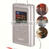 Factory drop shipping rhinitis laser treatment blood circulation model LLLT ear acupuncture