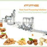 Stainless Steel 304 - Cashew Nuts Processing Line, Stainless Steel 304 - Nut Machines