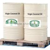 200 liters Raw Virgin Coconut Oil - Bulk Packaging, Centrifuged, Cold Pressed, Wet Process from Coconut Milk