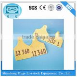 Factory Direct Wholesale Cattle Ear Tag