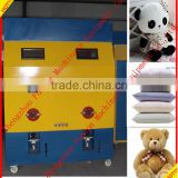 Feather filling machine for pillow / Broken sponge stuffing machine for sofa / Ball fiber filling machine for dolls